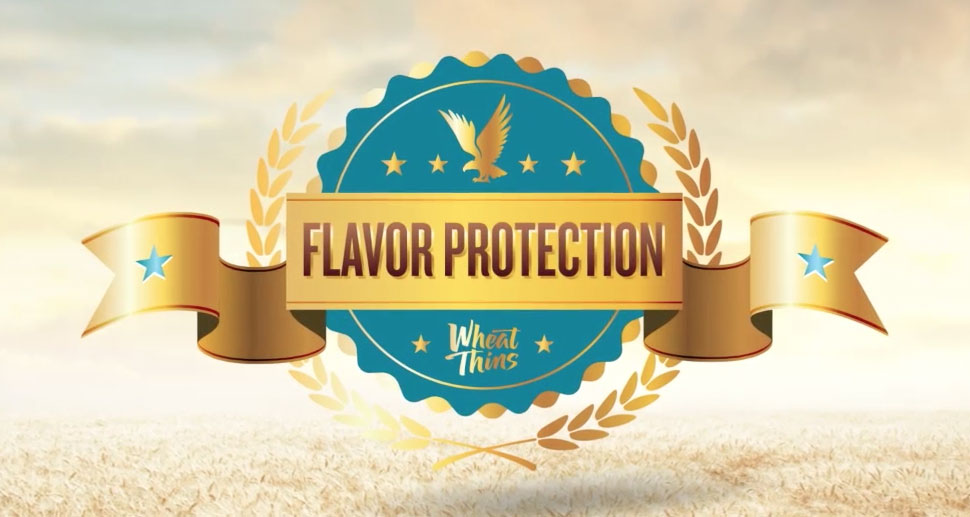 Wheat Thins – Flavor Protection